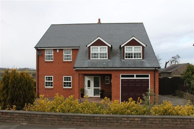 Thumbnail Detached house to rent in High Grainge, Monkhill, Carlisle