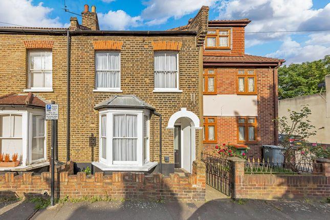 Thumbnail Terraced house for sale in Cruikshank Road, London
