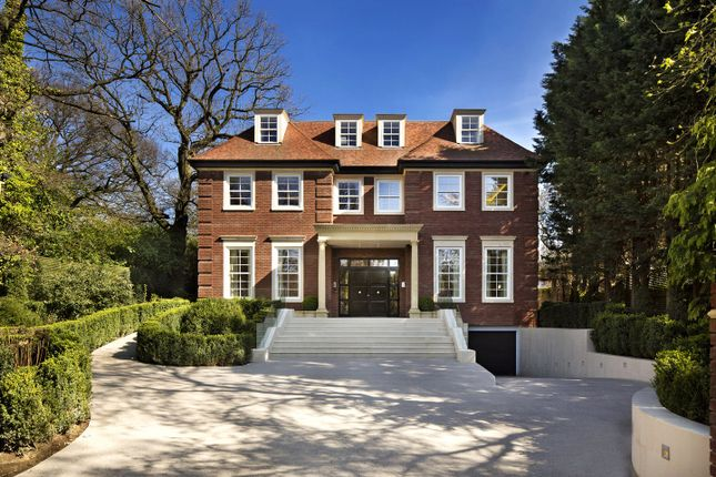 Thumbnail Detached house to rent in White Lodge Close, London