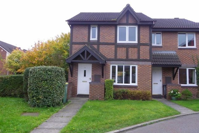 Thumbnail Town house to rent in Alexander Place, Grimsargh, Preston