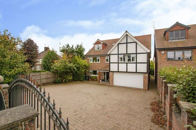 Thumbnail Detached house for sale in Forest Lane, Papplewick, Nottingham