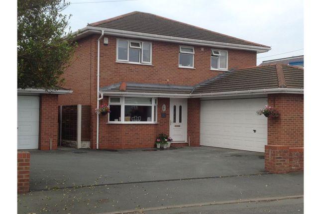 4 bed detached house for sale in Bryn Estyn Road, Wrexham