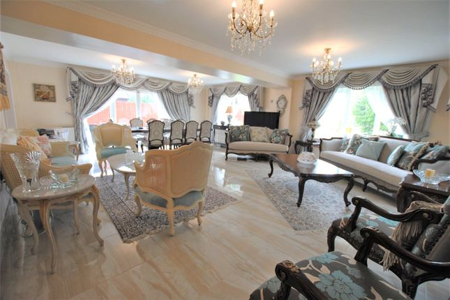 Detached house for sale in Marshfield Road, Castleton, Cardiff
