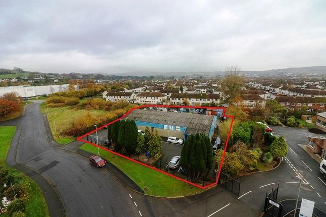Thumbnail Warehouse for sale in 29 Jubilee Road, Newtownards, County Down