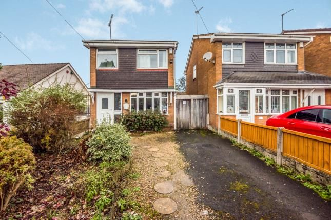 Thumbnail Detached house for sale in Coppice Lane, Willenhall, West Midlands