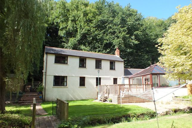 Thumbnail Detached house for sale in Lakeside Cottage, Havens Head, Milford Haven, Pembrokeshire