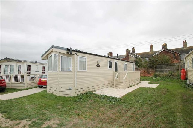 Thumbnail Property for sale in A28, Suffolk Sands Holiday Park, Felixstowe
