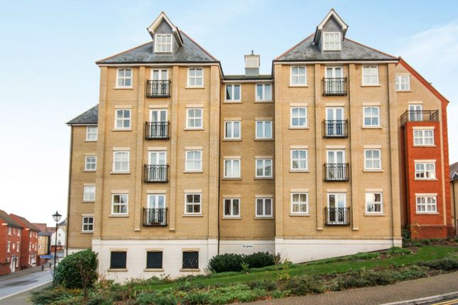 Thumbnail Maisonette for sale in Henry Laver Court, Colchester