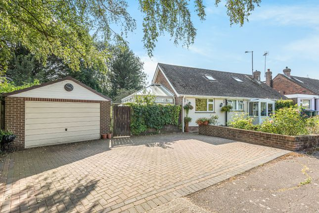 Thumbnail Detached bungalow for sale in Thornden, Cowfold, Horsham
