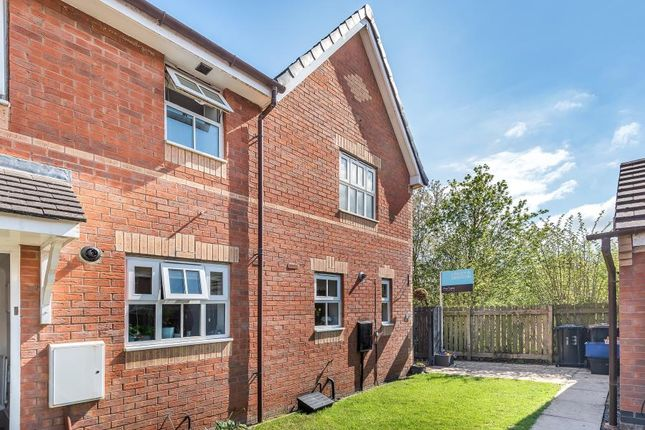 Thumbnail End terrace house for sale in Doublegates Court, Ripon, North Yorkshire