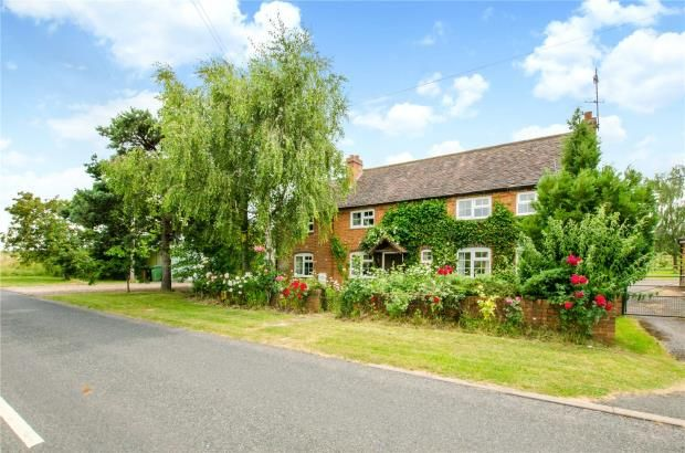 Thumbnail Detached house for sale in Flyford Flavell, Worcester, Worcestershire