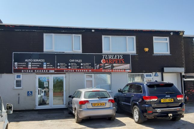 Thumbnail Retail premises for sale in Mold Road, Buckley