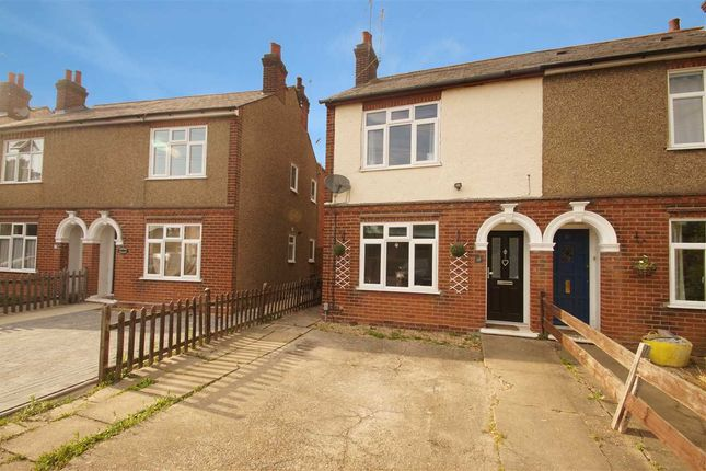Thumbnail Semi-detached house for sale in Whitehall Close, Old Heath, Colchester