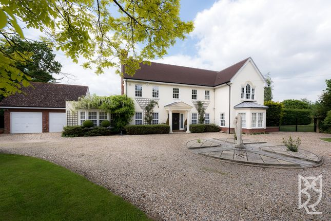 Thumbnail Detached house for sale in Ardleigh, Ardleigh, Colchester