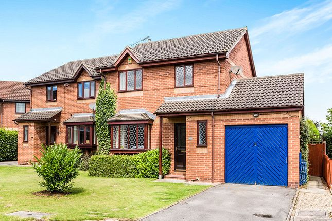 Detached house for sale in Langdale Drive, Tickhill, Doncaster