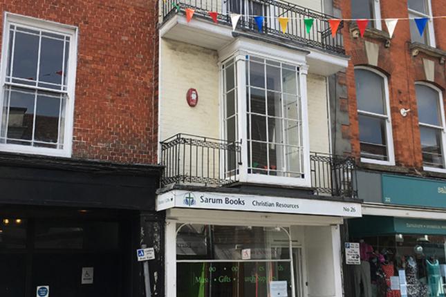 Thumbnail Retail premises to let in Catherine Street, Salisbury