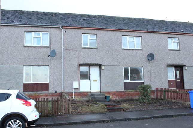 Thumbnail Terraced house to rent in Endrick Place, Stirling