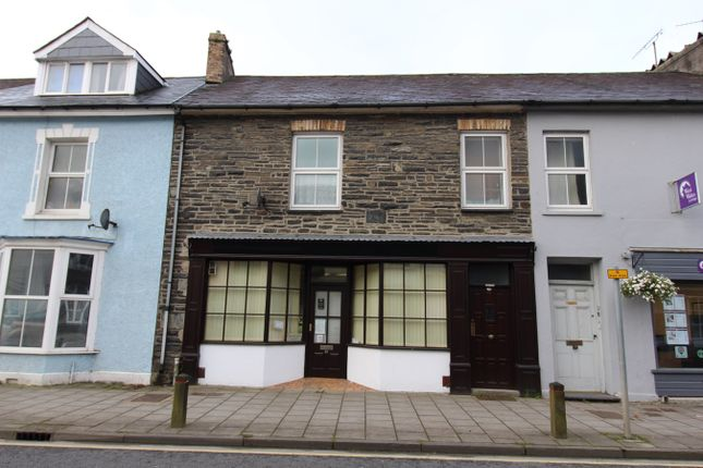 2 bed detached house for sale in Bridge Street, Lampeter SA48