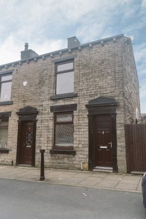 Thumbnail Terraced house to rent in Warrington Street, Lees