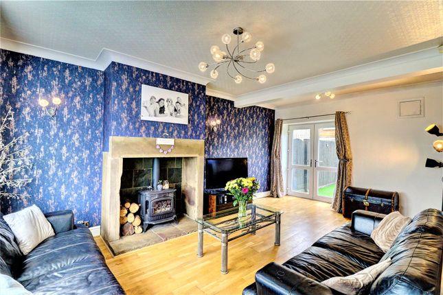 Thumbnail End terrace house for sale in New Road, Kirkheaton, Huddersfield