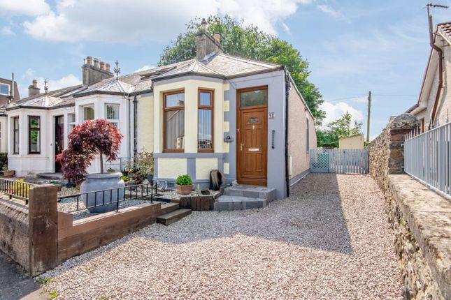 Thumbnail Terraced house for sale in Main Street, Newmills, Dunfermline