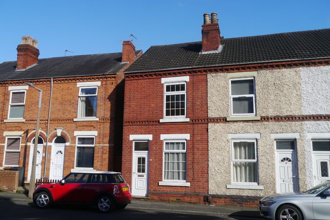 Thumbnail End terrace house to rent in Russell Street, Long Eaton, Nottingham