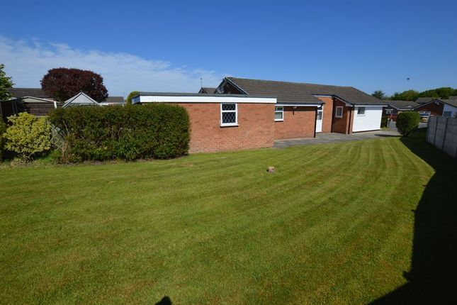 Thumbnail Detached bungalow for sale in Linksfield, Denton, Manchester