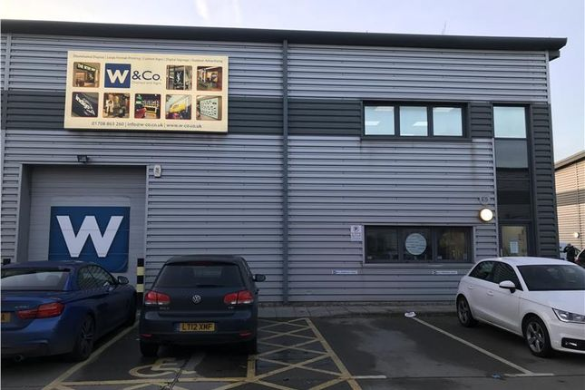 Thumbnail Light industrial for sale in Unit E5, Business Centre, Motherwell Way, West Thurrock, Grays, Essex