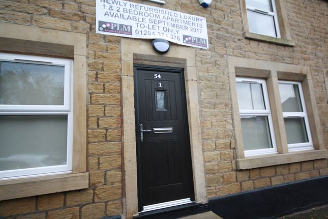 1 bed flat to rent in Darwen Road, Bromley Cross BL7