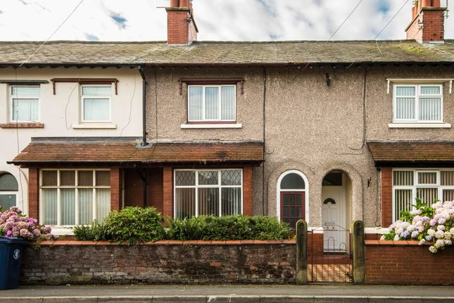 Thumbnail Terraced house to rent in Derby Street, Ormskirk
