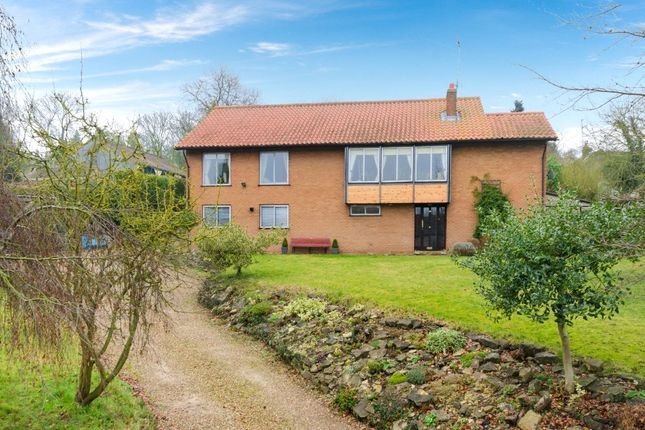 Thumbnail Detached house for sale in High Street, Ropsley, Grantham, Lincolnshire