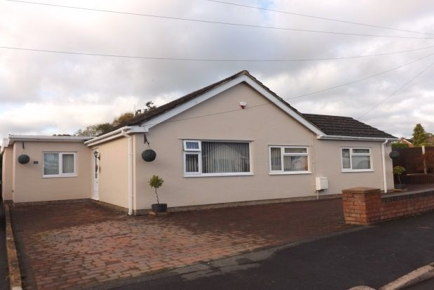 Thumbnail Bungalow to rent in Brondyffryn, St. Asaph