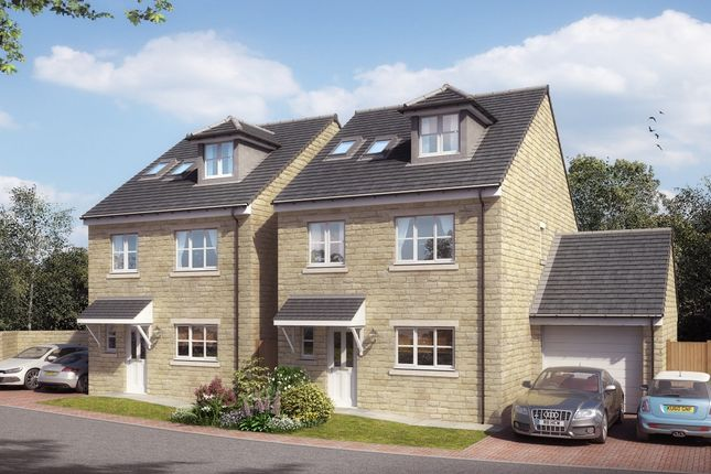 Thumbnail Detached house for sale in Cluntergate, Horbury, Wakefield