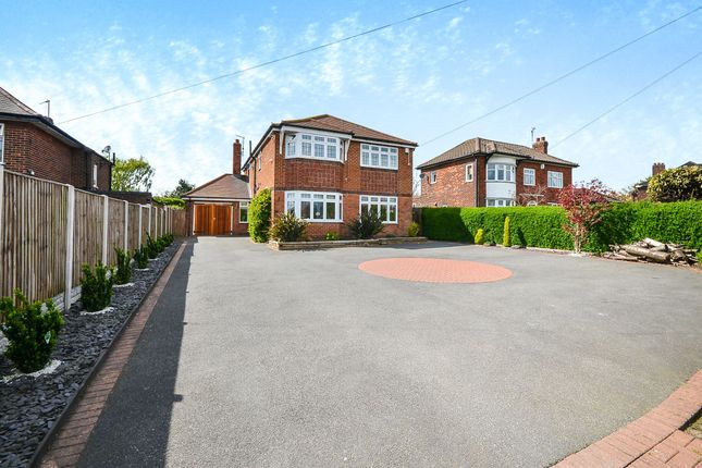 Thumbnail Detached house for sale in Derby Road, Kirkby-In-Ashfield, Nottingham