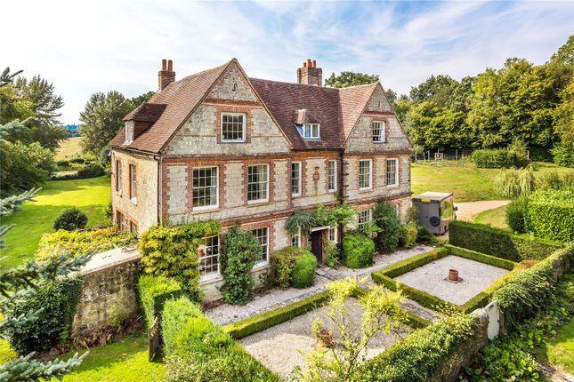 Thumbnail Detached house to rent in Hambledon Road, Hambledon, Godalming, Surrey