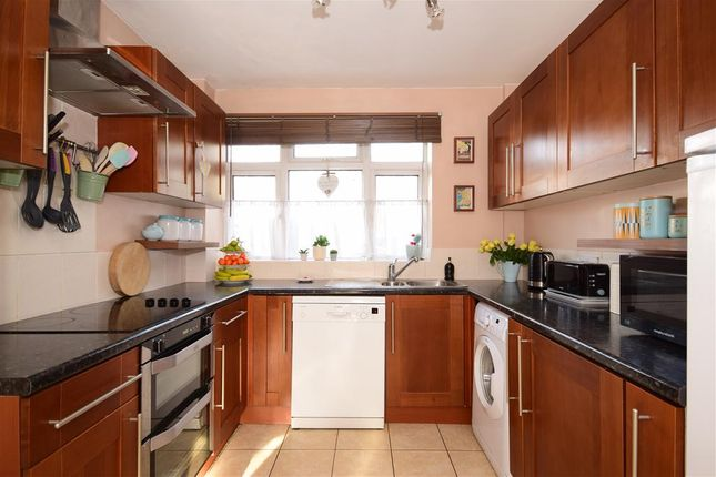 Thumbnail Terraced house for sale in Pendle Drive, Basildon, Essex