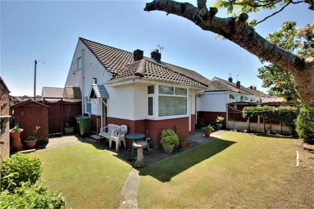 Thumbnail Semi-detached bungalow to rent in Mark Road, Hightown, Liverpool