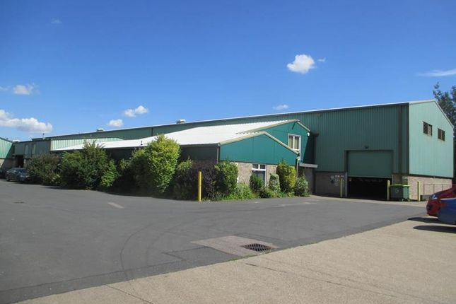 Thumbnail Light industrial to let in The Way, Fowlmere, Royston, Cambridgeshire