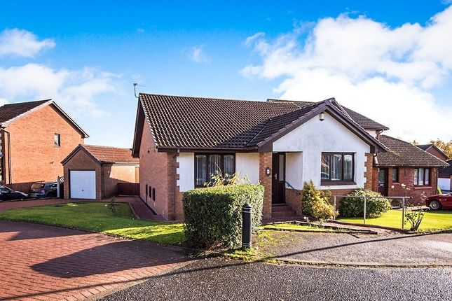 Thumbnail Bungalow for sale in Dunnikier Walk, Cumbernauld, Glasgow