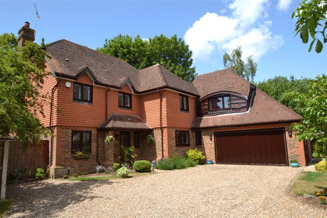 Thumbnail Detached house for sale in The Ridings, Maidenhead, Berkshire