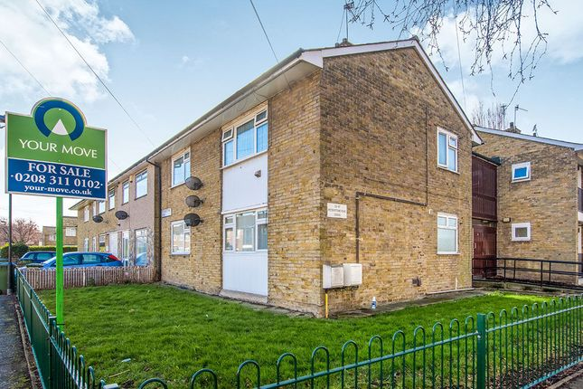 Thumbnail Flat for sale in Peterstone Road, Abbey Wood, London