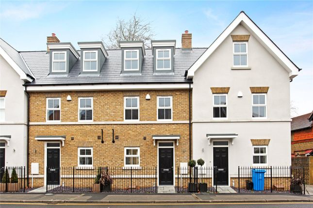 Thumbnail Terraced house for sale in Leopold Place, 140 St. Leonards Road, Windsor, Berkshire
