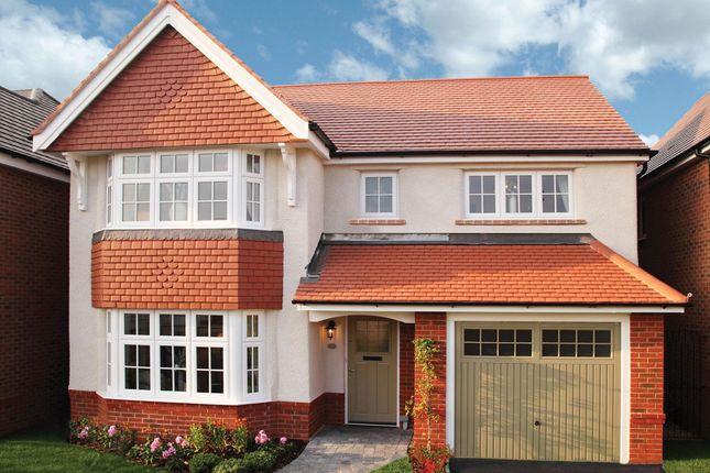 """4 bed detached house for sale in """"Oxford +"""" at Honeysuckle Avenue, Cheltenham GL53"""