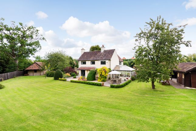 Thumbnail Detached house for sale in Castle Corner, Beckington