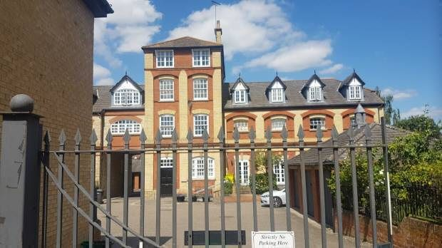 Thumbnail Flat for sale in Abbey Brewery Court, Swan Street, West Malling
