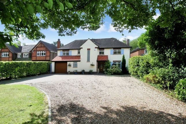 Thumbnail Detached house for sale in Kiln Road, Fareham