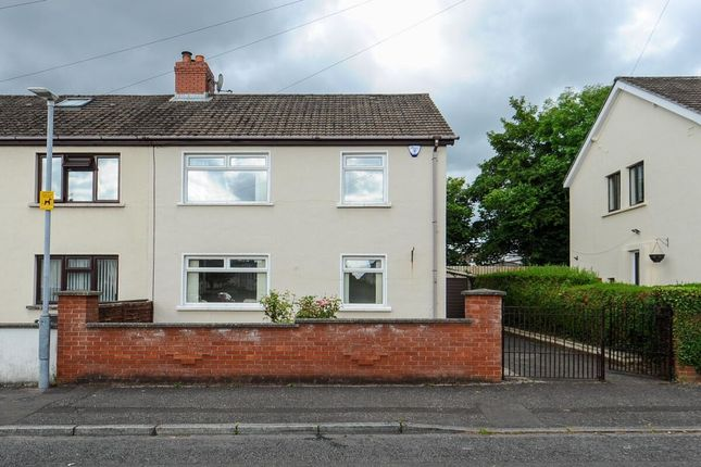 Thumbnail Semi-detached house for sale in Downshire Park East, Belfast