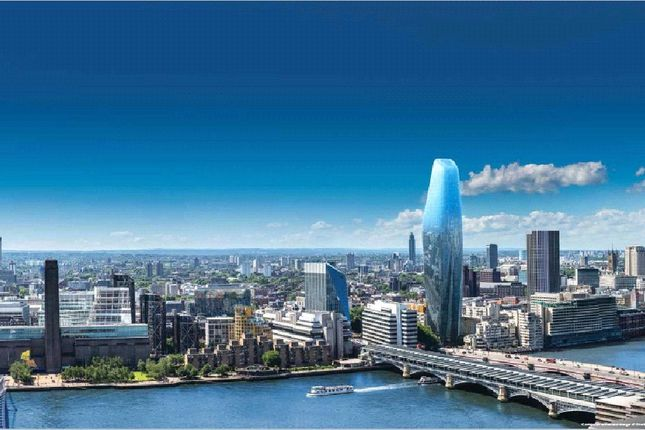 Thumbnail Flat for sale in One Blackfriars, Blackfriars Road, London
