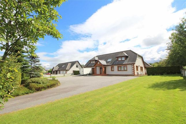 Thumbnail Detached house for sale in 4, Cradlehall Farm Drive, Inverness