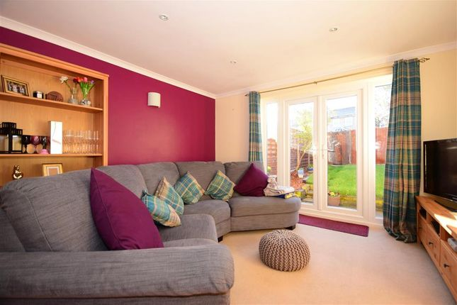 Thumbnail End terrace house for sale in Celandine Close, Billericay, Essex